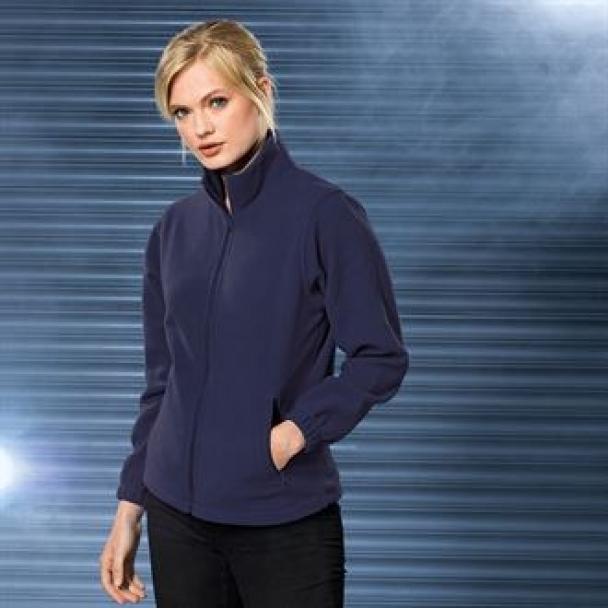Women's full-zip fleece