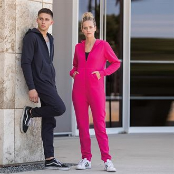 Unisex all-in-one