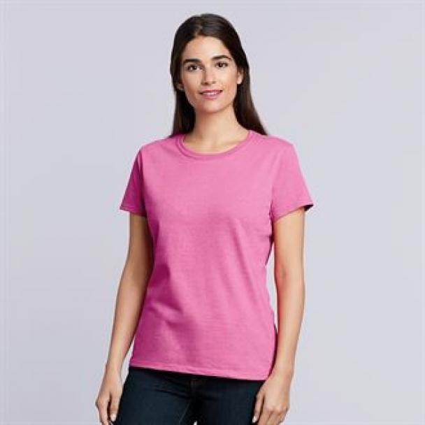 Heavy cotton women's t-shirt
