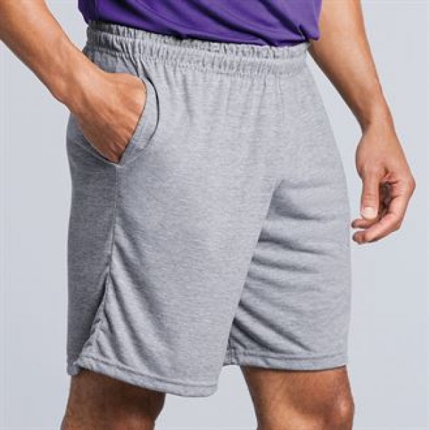 Gildan performance adult short with pocket