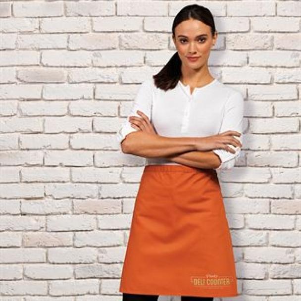 Mid-length apron