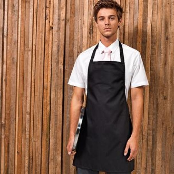 Essential bib apron