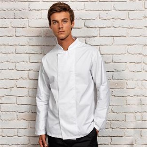 Coolmax® long sleeve chef's jacket