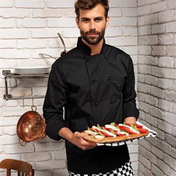 Cuisine long sleeve chef's jacket