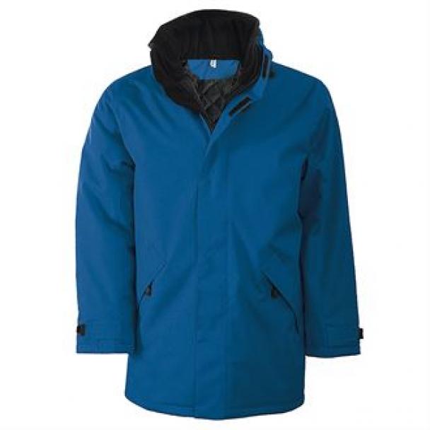 Parka padded jacket