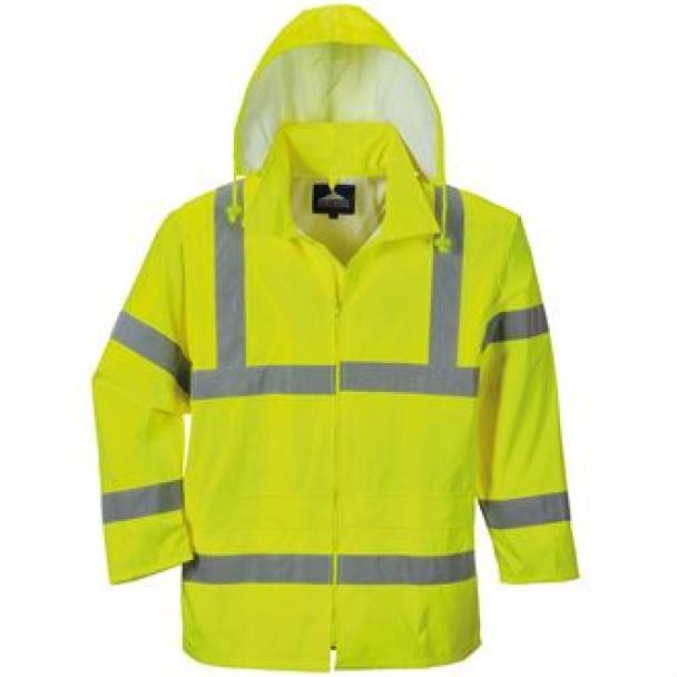 Hi-vis rain jacket (H440)