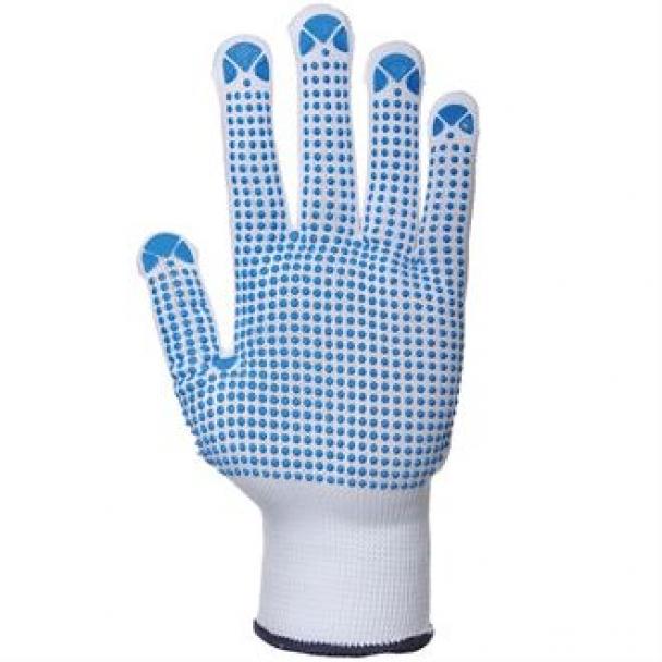 Nylon polka dot glove (A110)