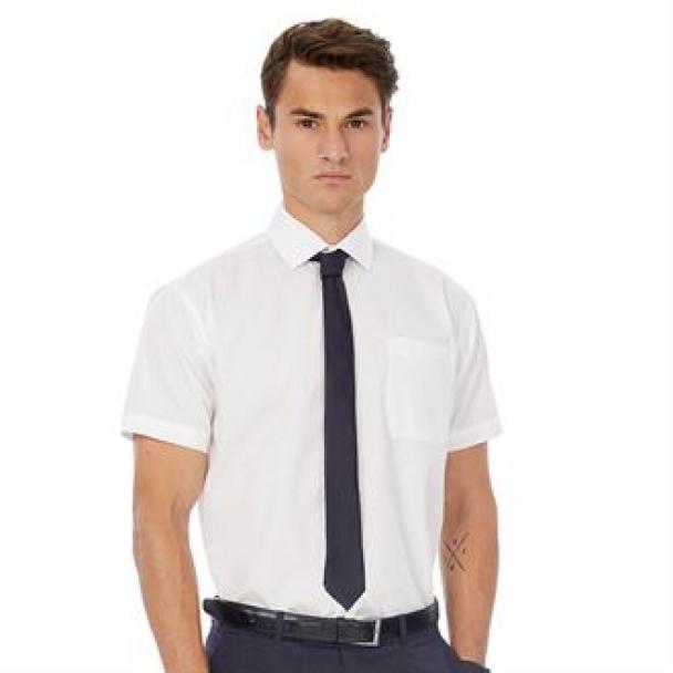 B&C Smart short sleeve /men
