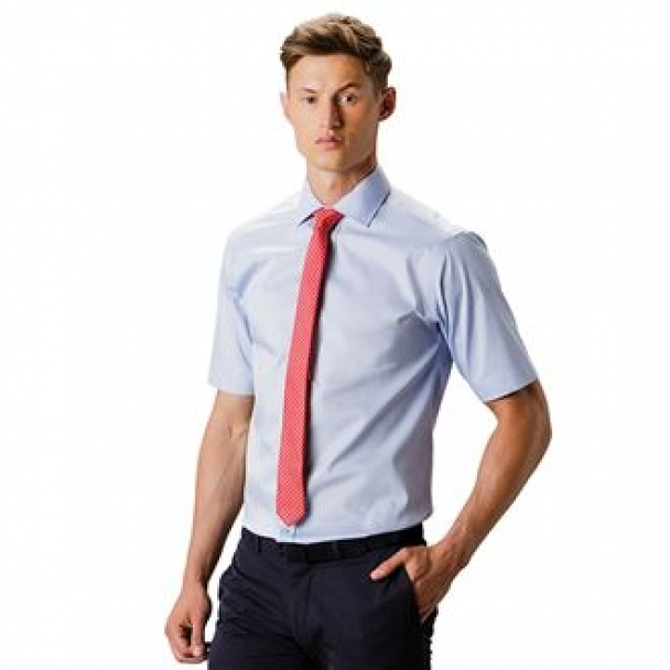 Executive premium Oxford shirt short sleeve