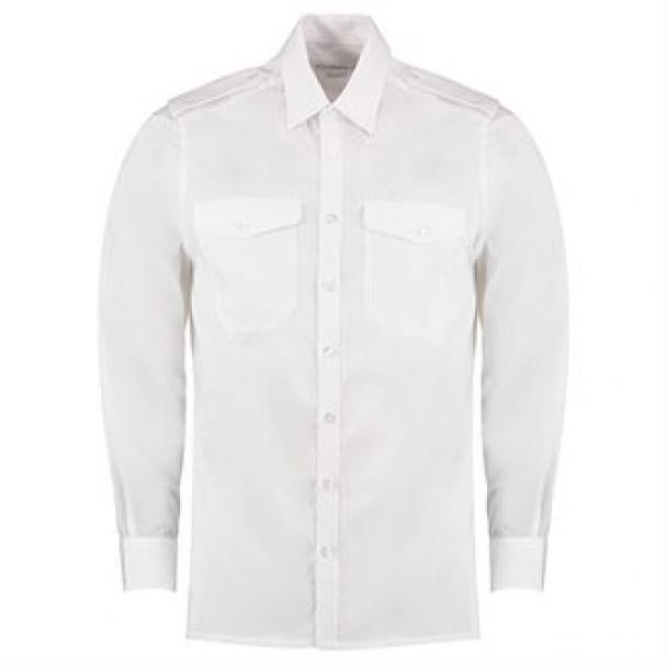 Pilot shirt long sleeved