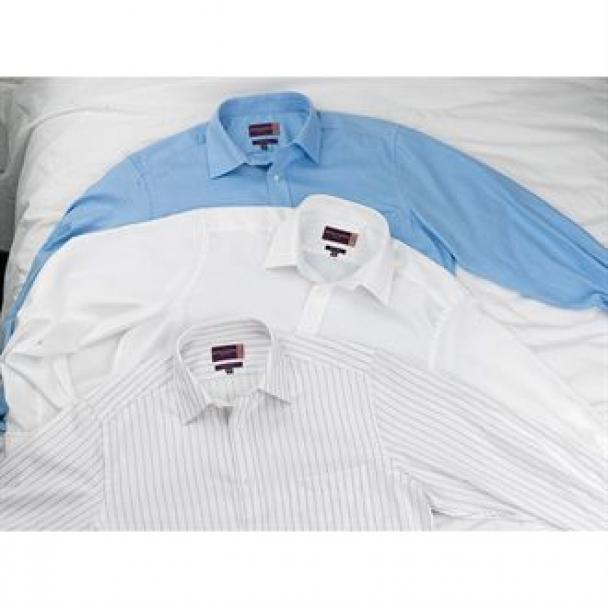 Bresso superfine long sleeve cotton shirt