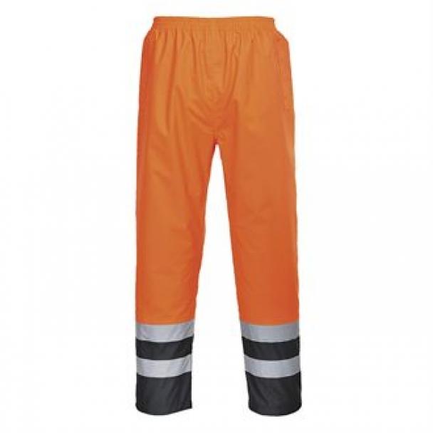 Hi-vis two tone traffic trousers (S486)
