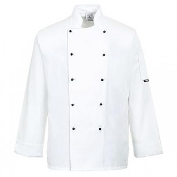Somerset chef's jacket (C834)